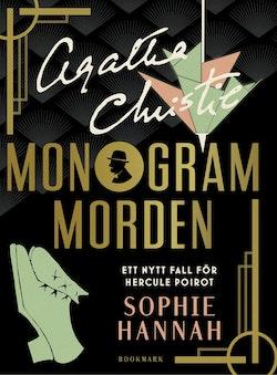 Monogrammorden : ett nytt fall för Hercule Poirot