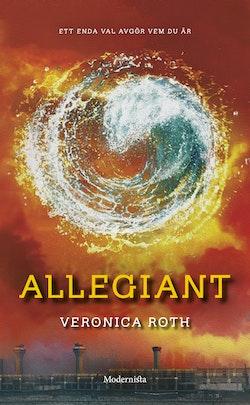 Allegiant (Tredje boken i Divergent-trilogin)