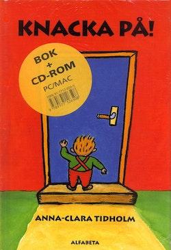 Knacka på! Bok + CD-Rom