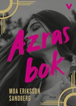 Azras bok (Ljudbok/CD + bok)