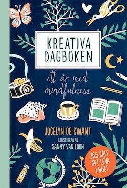 Kreativa dagboken: ett år med mindfulness