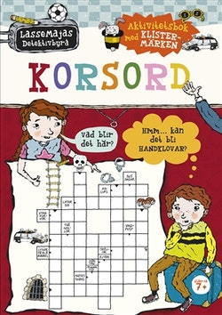 LasseMajas Detektivbyrå: Korsordsboken