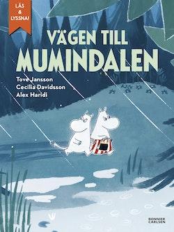 Vägen till Mumindalen (e-bok + ljud) : Från sagosamlingen