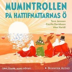 Mumintrollen på hattifnattarnas ö : Från sagosamlingen