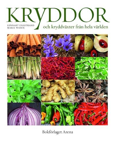 Kryddor och kryddväxter från hela världen