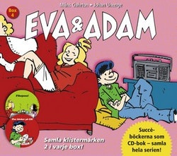Eva & Adam Box 4 (Bok7-8)