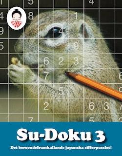Su-Doku : det beroendeframkallande japanska sifferpusslet!. 3
