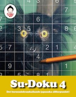 Su-Doku : det beroendeframkallande japanska sifferpusslet!. 4