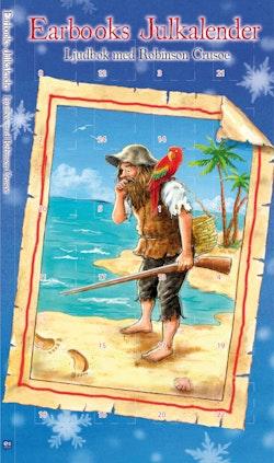 Earbooks Julkalender : Ljudbok med Robinson Crusoe