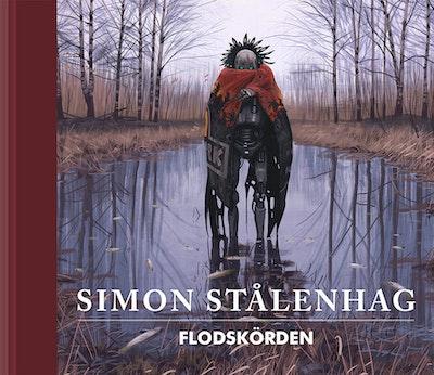 Flodskörden : illustrerade sägner ur Slingans landskap 1995-1999
