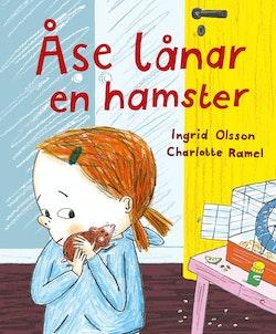 Åse lånar en hamster