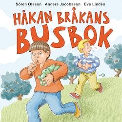 Håkan Bråkans busbok