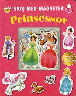 Prinsessor : skoj med magneter