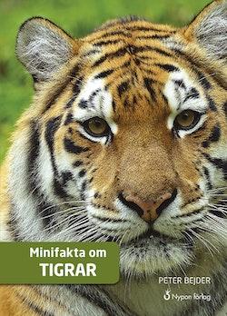 Minifakta om tigrar (ljudbok/CD+bok)