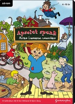 Apselut spunk : Astrid Lindgrens sagovärld