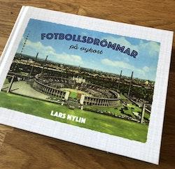 Fotbollsdrömmar på vykort